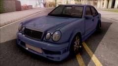 Mercedes-Benz W210 E420 для GTA San Andreas