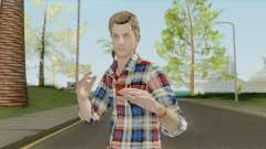 Ethan Winters Retextured для GTA San Andreas
