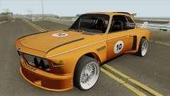 BMW 3.0 CSL 1975 (Orange) для GTA San Andreas