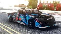 Vauxhall VXR8 Maloo 2012 для GTA San Andreas