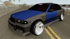 BMW 320i E36 (RATSQUAD) для GTA San Andreas