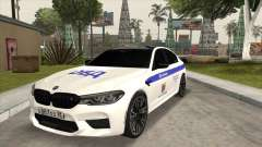 BMW M5 F90 Bulkin Edition для GTA San Andreas