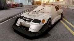 Suzuki Escudo Dirt Trial Car 1998 для GTA San Andreas