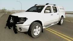 Nissan Frontier (Descaracterizada) для GTA San Andreas