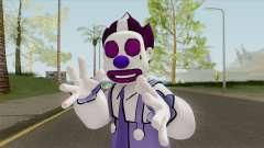 Clown Pie Juggler (BEN 10 Reboot) для GTA San Andreas