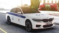 BMW M5 F90 ДПС EDITION для GTA San Andreas