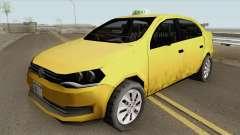 Volkswagen Voyage G6 Taxi для GTA San Andreas