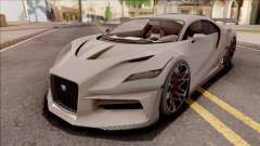 GTA V Truffade Thrax Divo Style IVF для GTA San Andreas