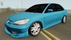 Honda Civic Sedan 2005 для GTA San Andreas