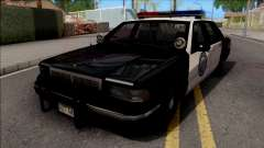 Chevrolet Caprice 1992 Police LSPD SA Style для GTA San Andreas