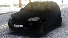 BMW X5M All Black для GTA San Andreas