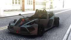 KTM X-Bow R Sport для GTA San Andreas