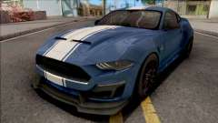 Ford Mustang Shelby Super Snake 2019 для GTA San Andreas