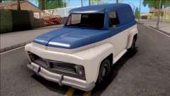 GTA V Vapid Slamvan