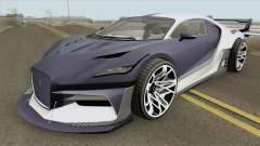 Truffade Thrax GTA V IVF для GTA San Andreas
