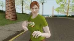 Female V1 (GTA Online Random Skin) для GTA San Andreas