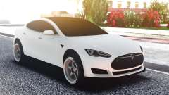 Tesla Model X P100D для GTA San Andreas