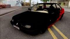 Peugeot 405 Sport Black для GTA San Andreas