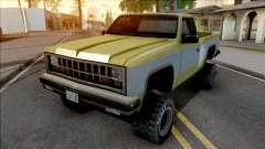 Declasse Yosemite Deluxe 1981 для GTA San Andreas