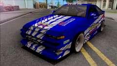 Toyota Sprinter Trueno AE86 Goodyear Racing для GTA San Andreas