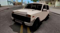 Lada Niva Urban Aze Low Style для GTA San Andreas