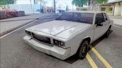 Declasse Buccaneer 1982 для GTA San Andreas