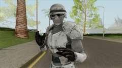 Snow Combat Armor (Fallout 3) для GTA San Andreas