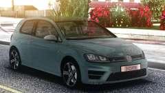 Volkswagen Golf R Original для GTA San Andreas
