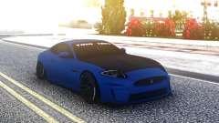 2010 Jaguar XFR для GTA San Andreas