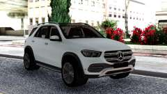 Mercedes-Benz GLE для GTA San Andreas