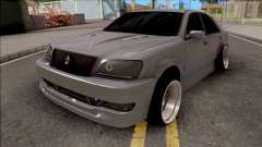 Toyota Crown Grey для GTA San Andreas
