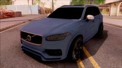 Volvo XC90 Blue для GTA San Andreas