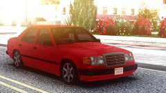 Mercedes-Benz W124 1-ST Generation LQ для GTA San Andreas