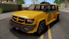 Saints Row IV Steer Taxi IVF