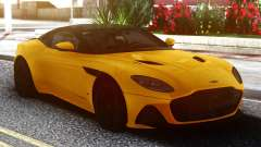 Aston Martin DBS Supperleggera 2019 для GTA San Andreas