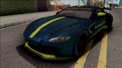 Aston Martin Vantage 59 GT4 2019 для GTA San Andreas
