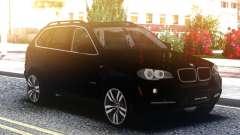 BMW X5 Black для GTA San Andreas