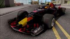 F1 Redbull 2018 для GTA San Andreas