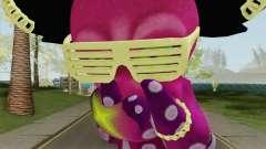 DJ Octavio Big V2 (Splatoon) для GTA San Andreas