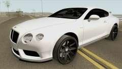 Bentley Continental HQ для GTA San Andreas