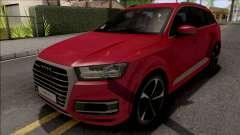 Audi Q7 Comfort Line для GTA San Andreas