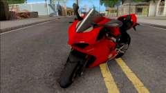 Ducati Panigale V4S 2019 для GTA San Andreas