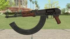 AK-47 Normal для GTA San Andreas
