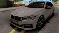 BMW 7-Series M750i для GTA San Andreas