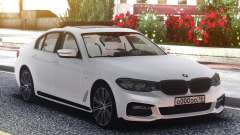 BMW 540i G30 White Edition для GTA San Andreas