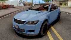 GTA V Ubermacht Sentinel для GTA San Andreas