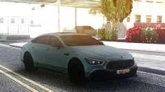 Mercedes-Benz GT-63 Brabus для GTA San Andreas