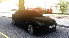 BMW M5 E60 Original Black Edition для GTA San Andreas