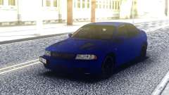 Audi S4 Original Blue для GTA San Andreas
