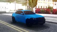 BMW M2 Coupe Blue для GTA San Andreas